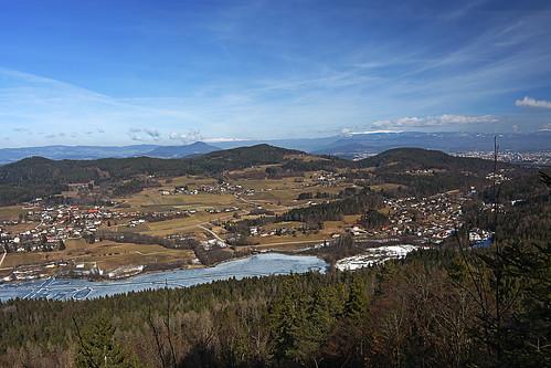 Panoramic point near Wurdach