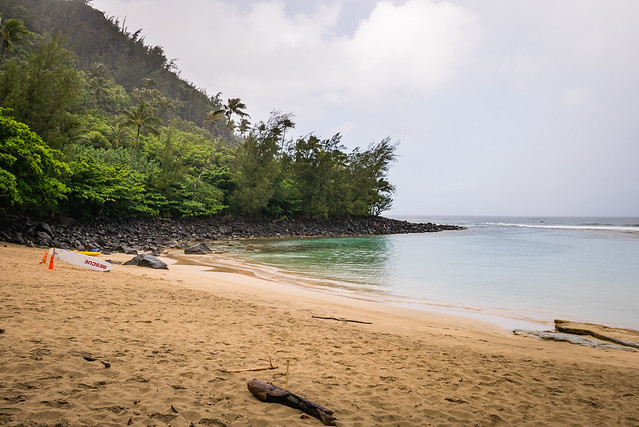 Kee Beach - Kauai - Hawaii
