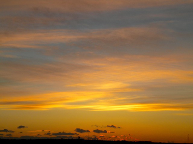 Golden Skies, Nikon COOLPIX S220