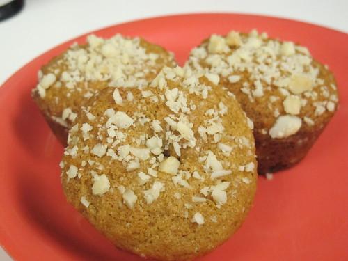 Whole Wheat Hawaiian Muffins