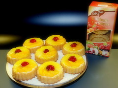 Biskuit Torteletts von Penny-Markt