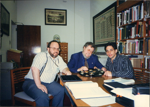 Lange & Isaac with Doty 1996 #1