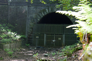Old Harecastle Tunnel