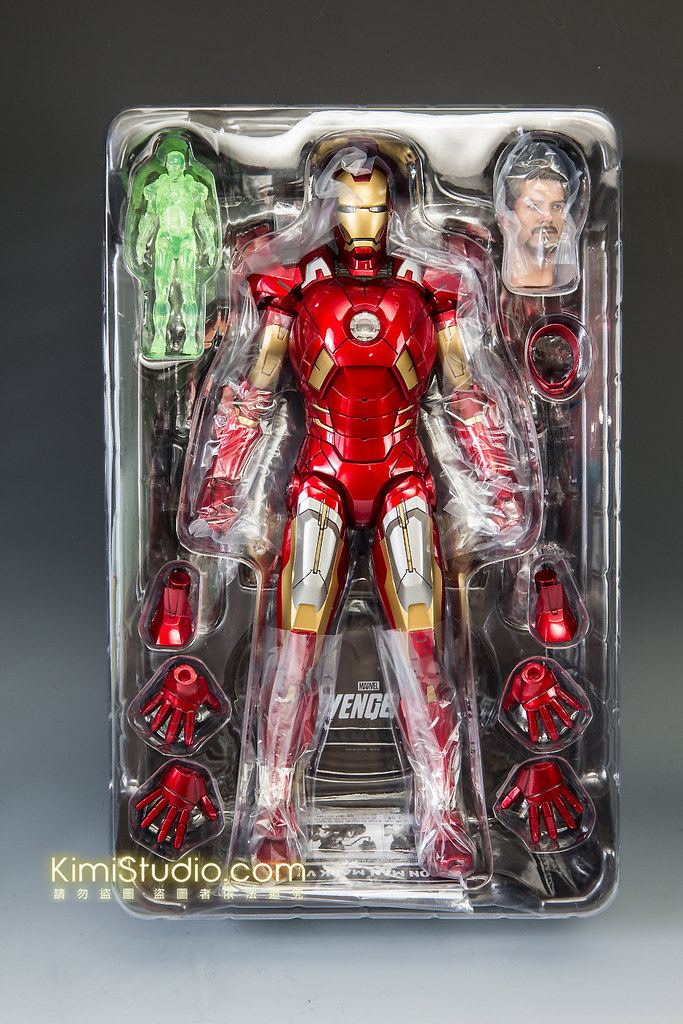 2013.06.11 Hot Toys Iron Man Mark VII-007