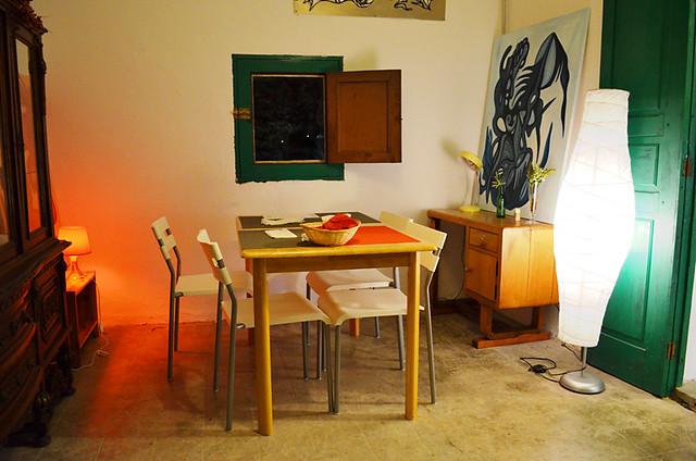 Dining Area, Casa del Caminero, Tejeda, Gran Canaria