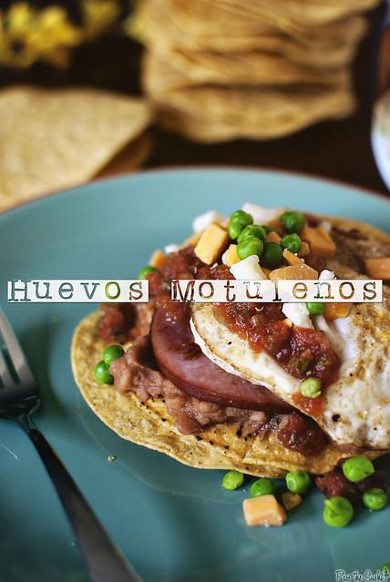 Huevos Motulenos via GirlCarnivore.com