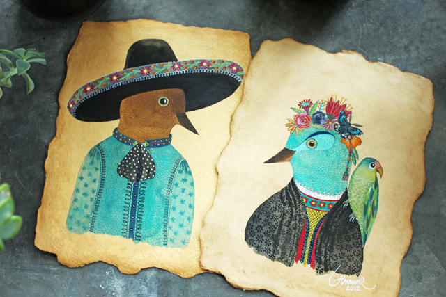 Pedro & Frida