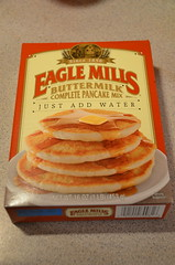 Eagle Mills Buttermilk Pancakes