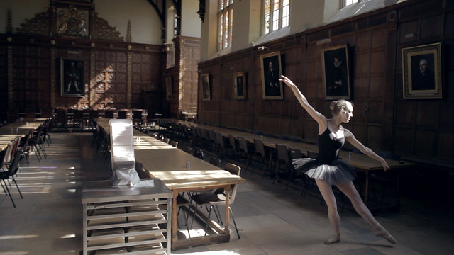 Trinity College Ballerina 5