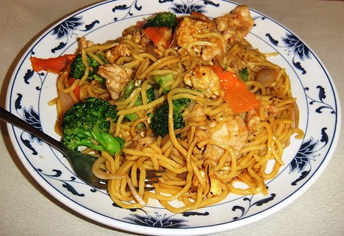 May-Thai Chicken Royal Noodles Lunch Special
