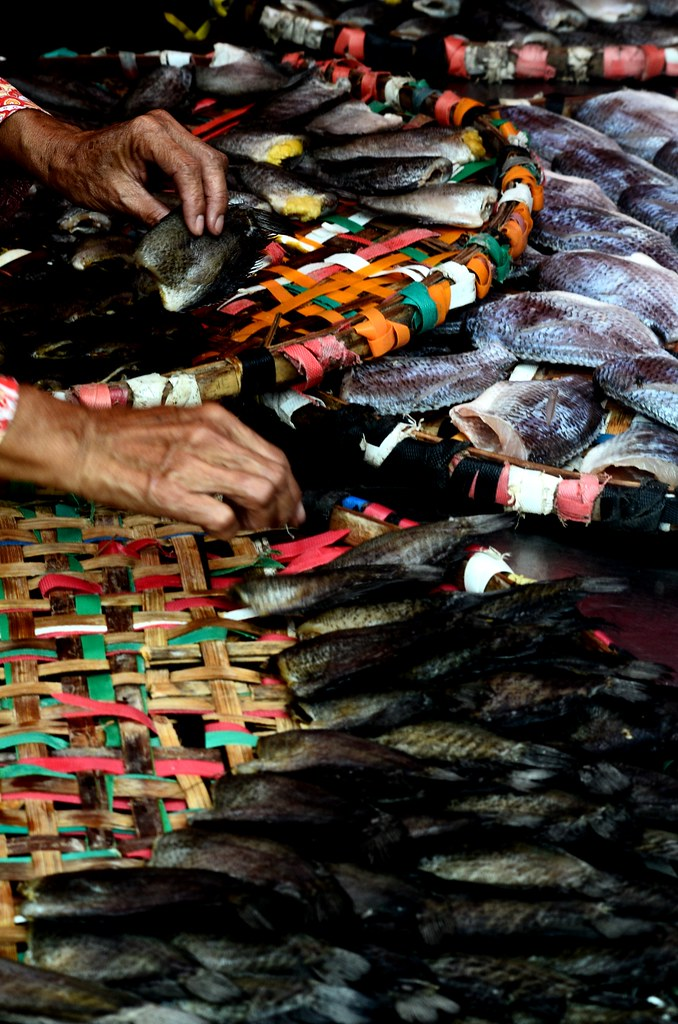 Mercato di Ayutthaya, Thailandia