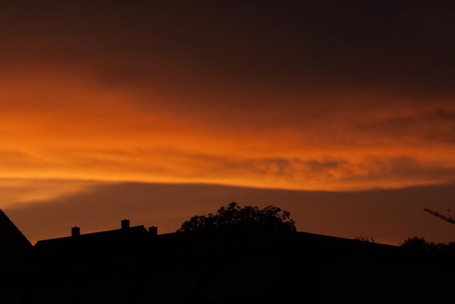 Mammatus, Sonnenuntergang IMG_16595
