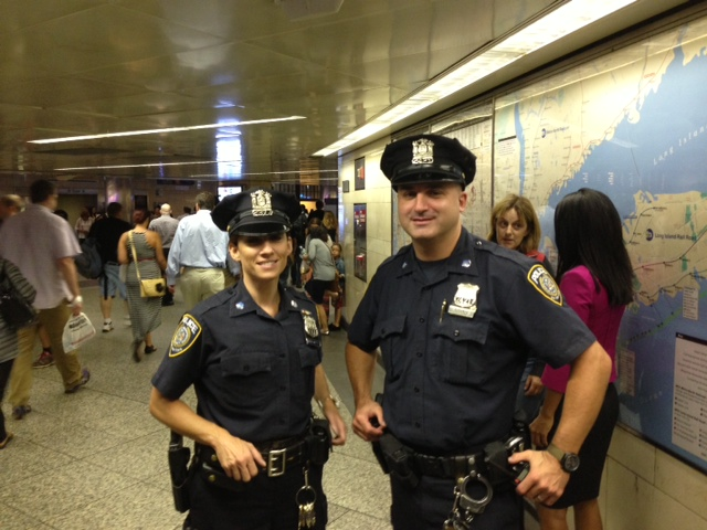 Mta police baby delivery flickr photo sharing - British transport police press office ...
