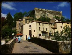chateau de Quillan, 13 em siecle