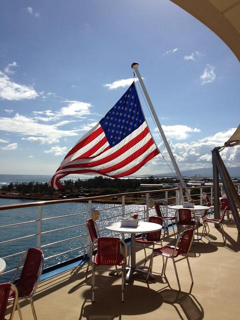 poa - pride of america 2013
