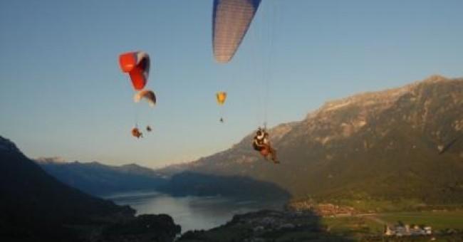 Interlaken: atrakce