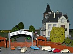 * Modellbahn  Eisenbahnmuseum  Spur N