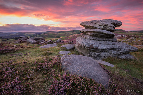 pink sunset red orange landscape derbyshire peakdistrict 1dx leefilters 1635mm28lii canon1dx