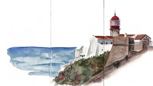 Faro de San Vicente