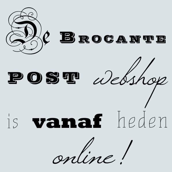 Brocantepost-webshop-online