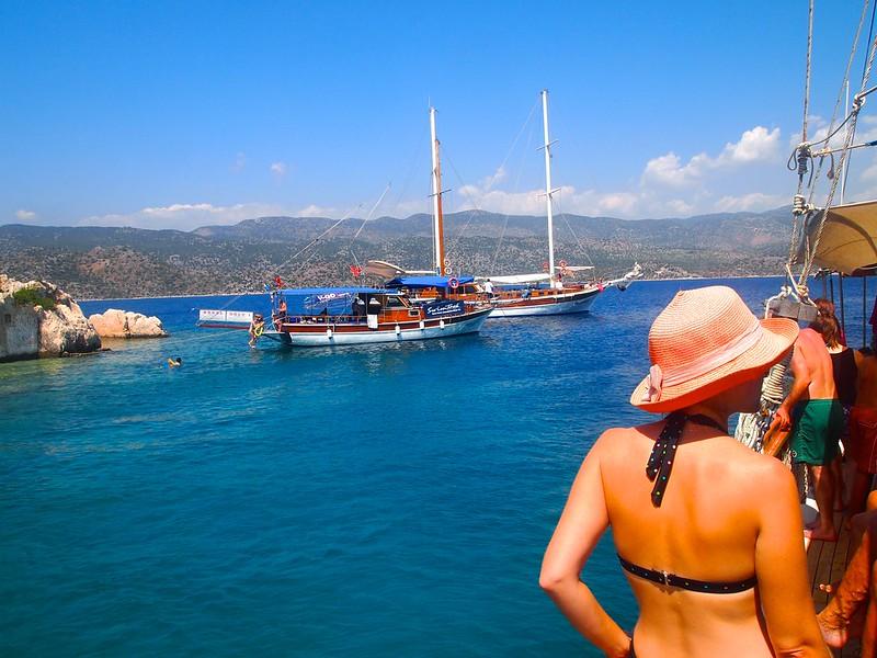 Kekova Boat Trip - Kaş, Turkey