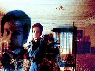Tony Double Exposure Mirror 1975