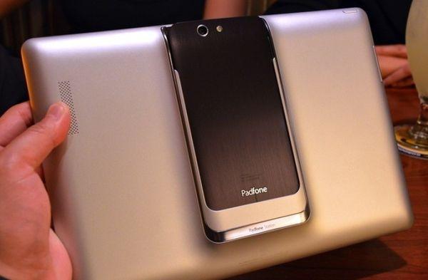 Новый Asus Padfone Infinity