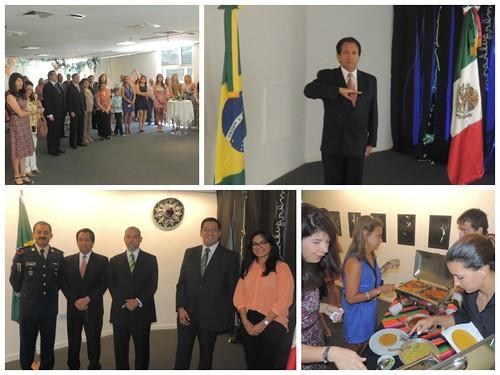 Consulmex Río de Janeiro foto de grupo