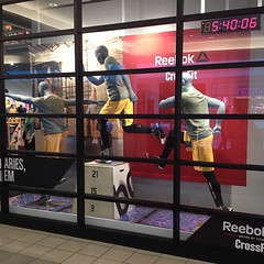 Brand new Reebok FitHub opening in Braintree today #loveit #hoorayemployeediscount