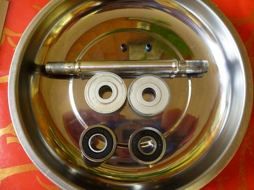 Hub bearings 004