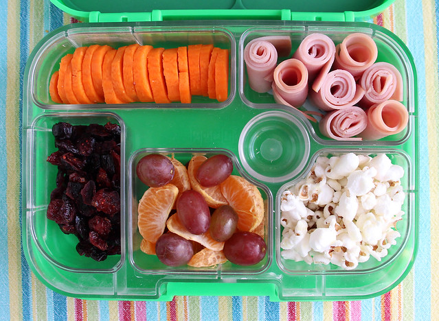 Preschooler This and That Bento #522
