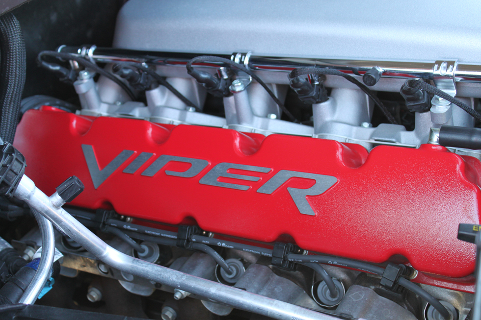 AutoNation Dodge Ram - Ram 1500 Viper Engine