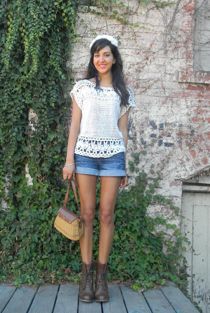 Crochet top_3