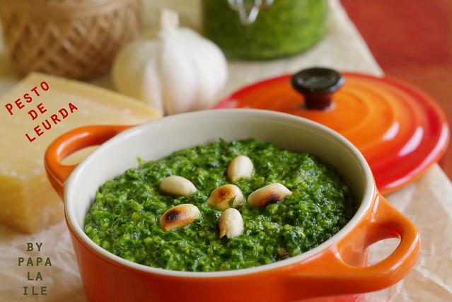 Pesto de leurda (7)