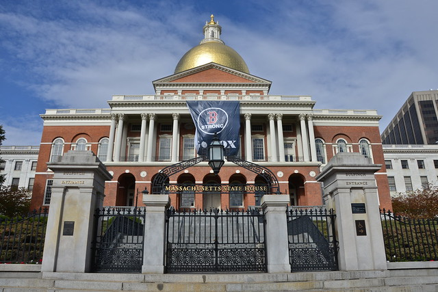 Historic Boston Fall, 2013