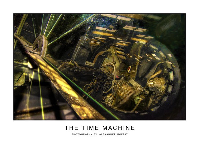 time machine meaning