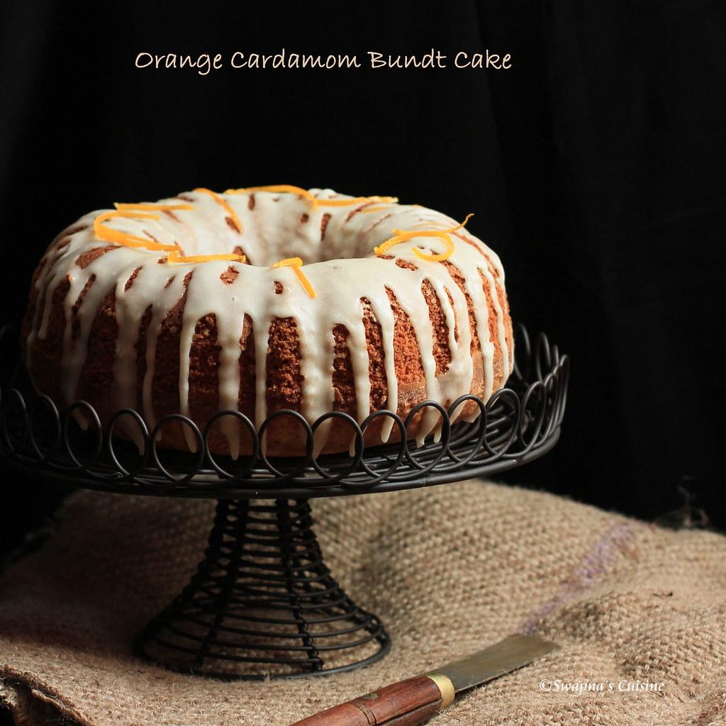 Cardamom Cake Recipe