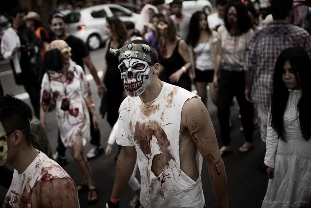 Sydney Zombie Walk 14