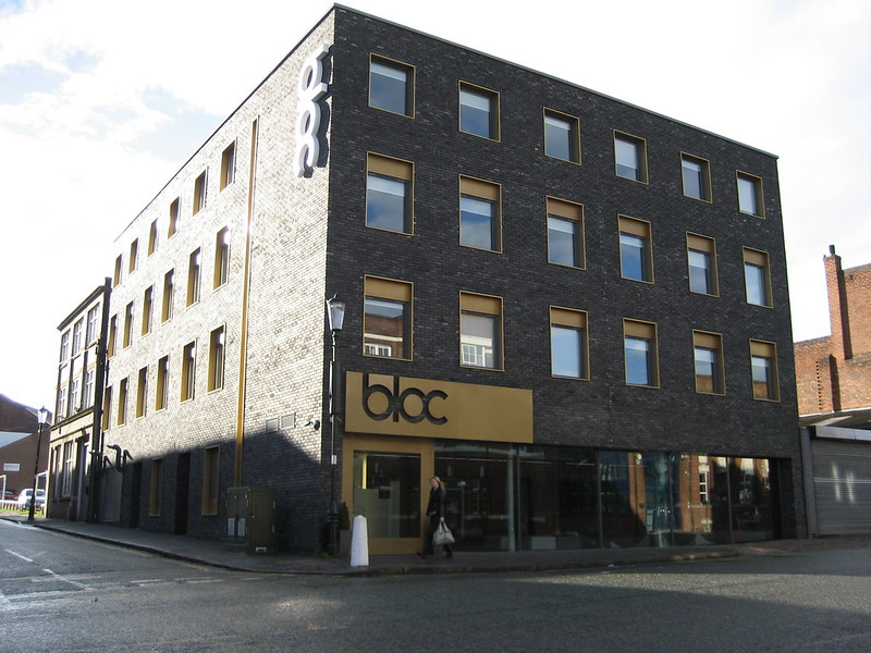 Bloc Hotel, Jewellery Quarter, Birmingham