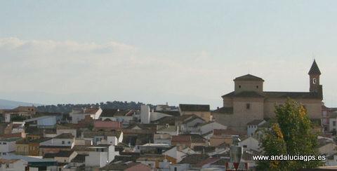 Córdoba - Encinas Reales - Iglesia de Nuestra Señora de la Expectación - 37 16' 54 -4 28' 59