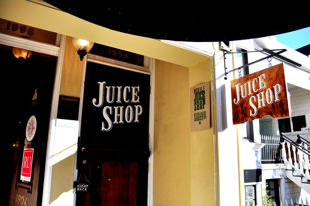 Juice Shop SF
