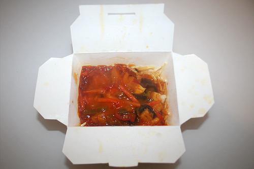 06 - apetito China Chicken - Packungsinhalt erhitzt / Content heated