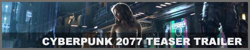 IGA Template Cyberpunk 2077 Teaser Trailer