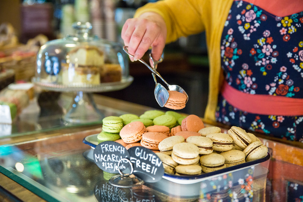 French Macarons at Locke Store in Millwood Virginia