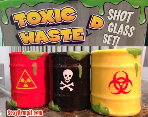 toxicwastedshotglasses