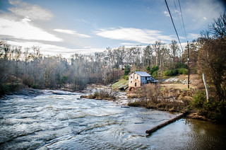 Anderson Mill and Tyger River