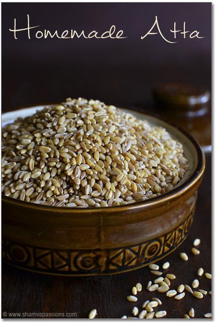 Homemade Wheat Flour Recipe