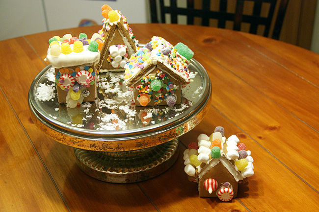 our-gingerbread-village