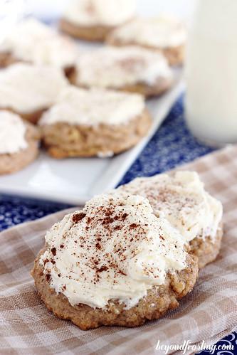 Maple Sugar Cookies | beyondfrosting.com | #maple #cookie #cookieexchange