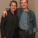 Holiday Cheer for FUV 2013: Dennis Elsas and Glen Hansard